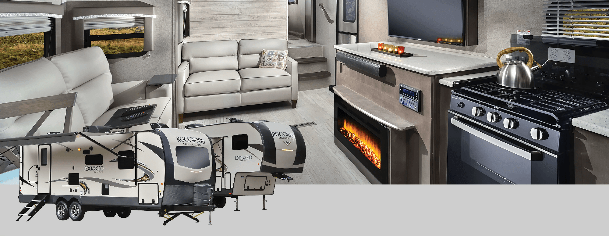 Rockwood Ultra Lite Travel Trailers In Alberta Parkview